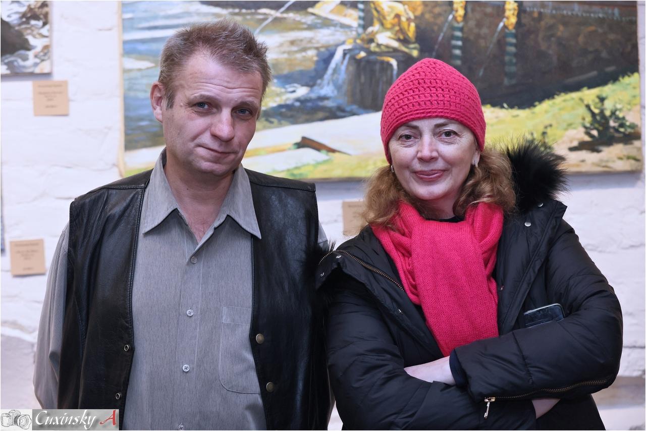 """Персональная выставка Владимира Ершова """"Магия воды"""""""