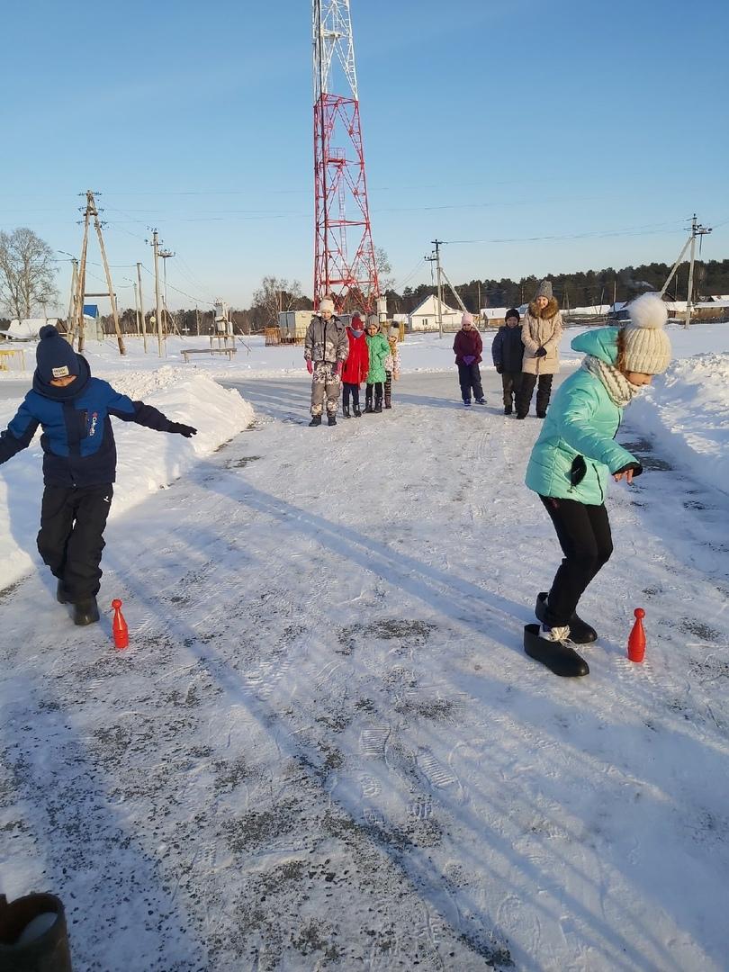 6 января в Новопетровском сельском поселении были проведены