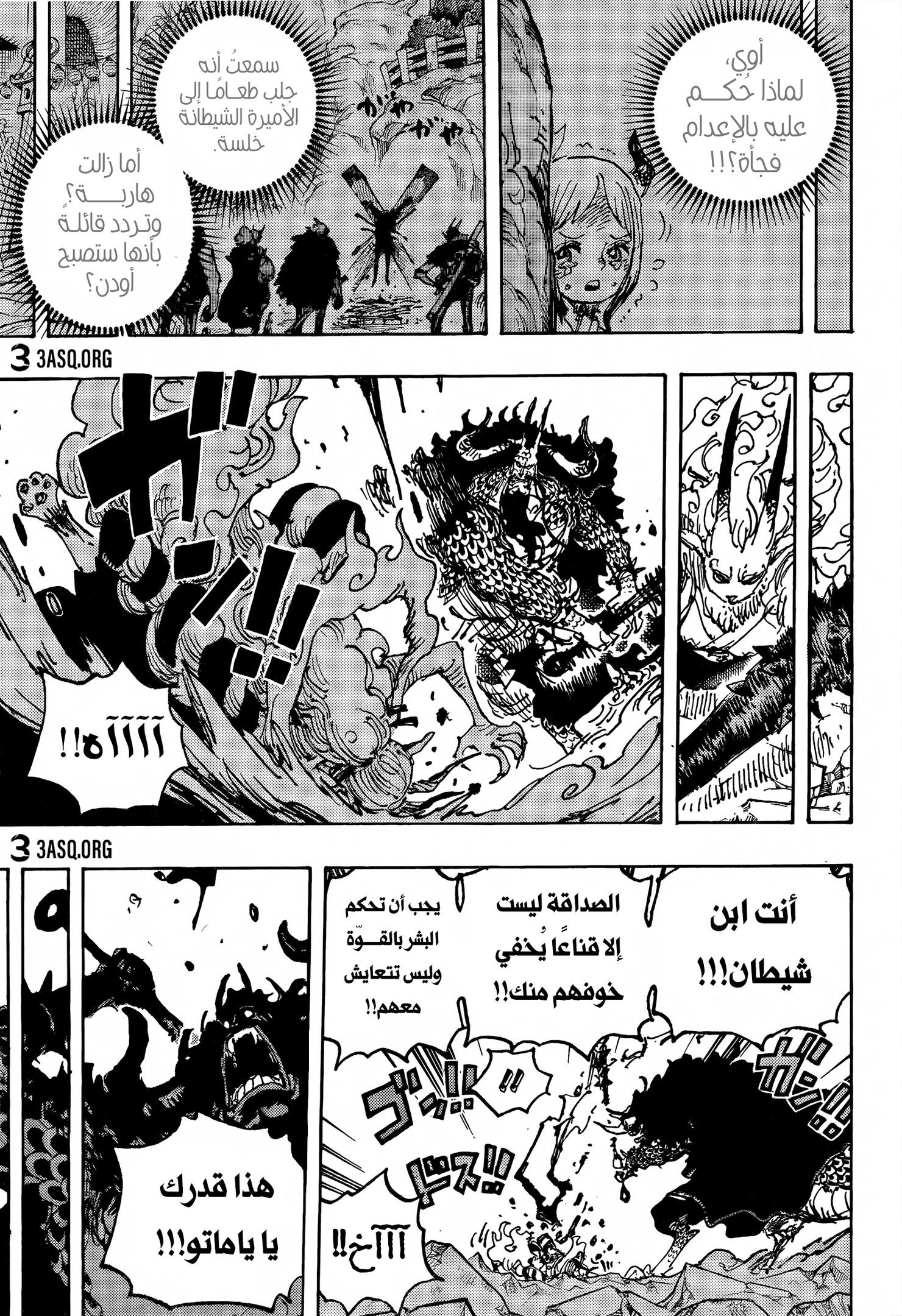 One Piece arab 1025, image №9