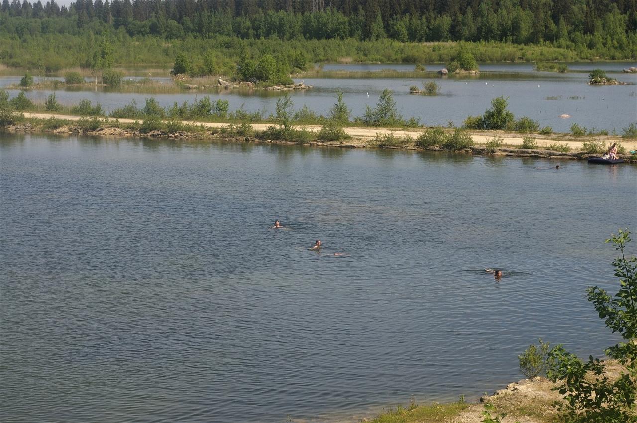 Новый маршрут на озеро Донцо. Деревня Авковлево и карьер с прозрачной водой