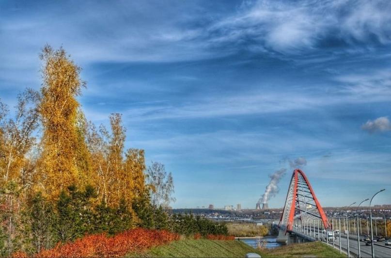 Бугринский ❤️ Новосибирск