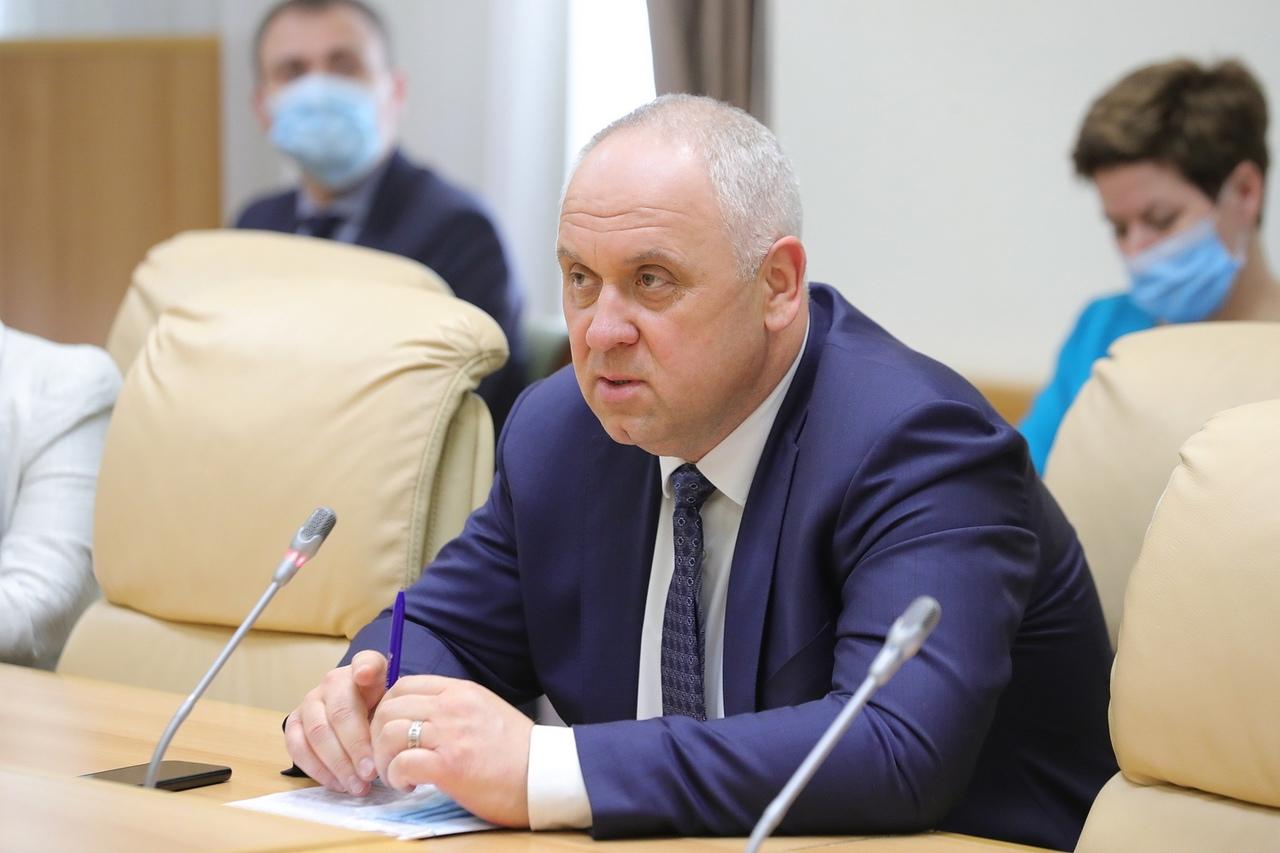 На совещании у губернатора определены этапы модернизации городского электротранспорта в Таганроге