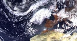 Спутник «Арктика-М» прислал первый снимок Земли