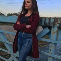 Фотография страницы Эмилии Бобровской ВКонтакте