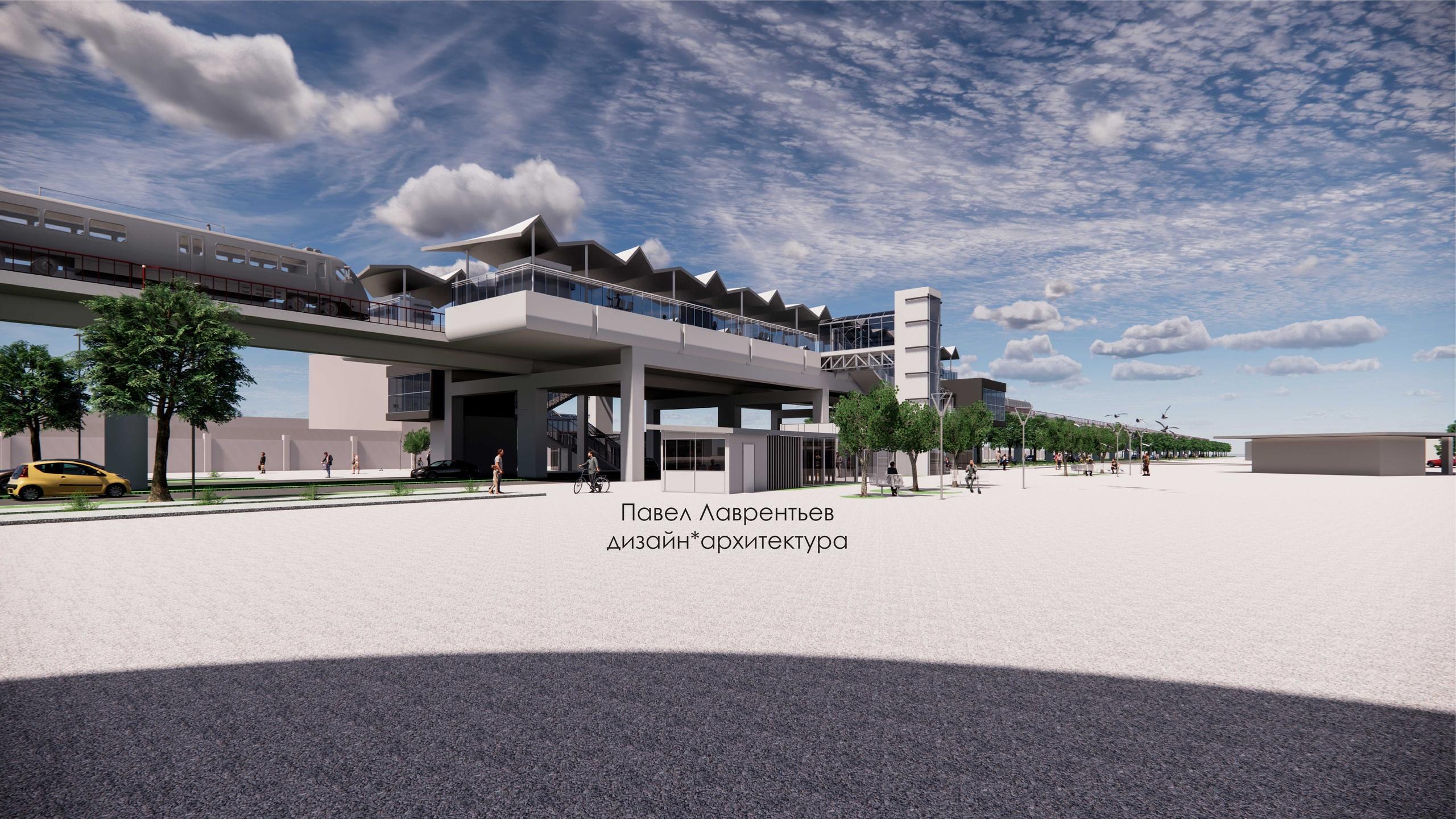 Администрация Дубны получила предложение о строительстве частного надземного легкого метро