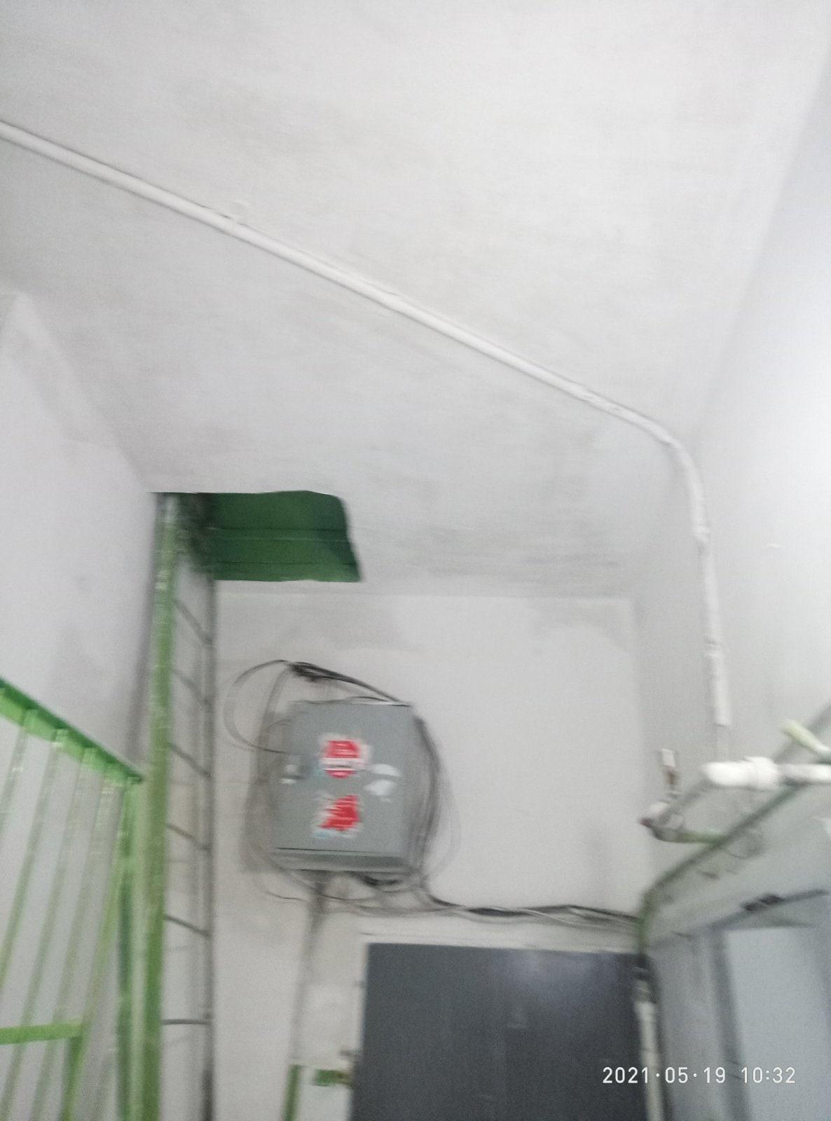 Ульяновская 6 3п зашкуривание стен перед грунтовкой