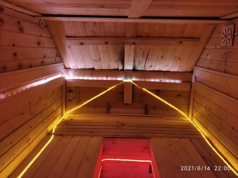Мобильная баня 500 руб час, доставка бани | Объявления Орска и Новотроицка №28292