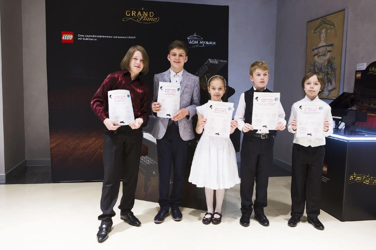 Юный дончанин исполнил произведения мировой классики на лучших сценах России