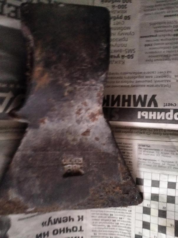 Купить топор СССР . клеймо на | Объявления Орска и Новотроицка №16690