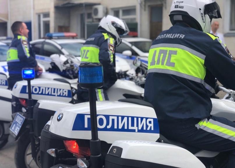 В г.Симферополе сотрудники Госавтоинспекции проведут операцию «Мотоциклист»