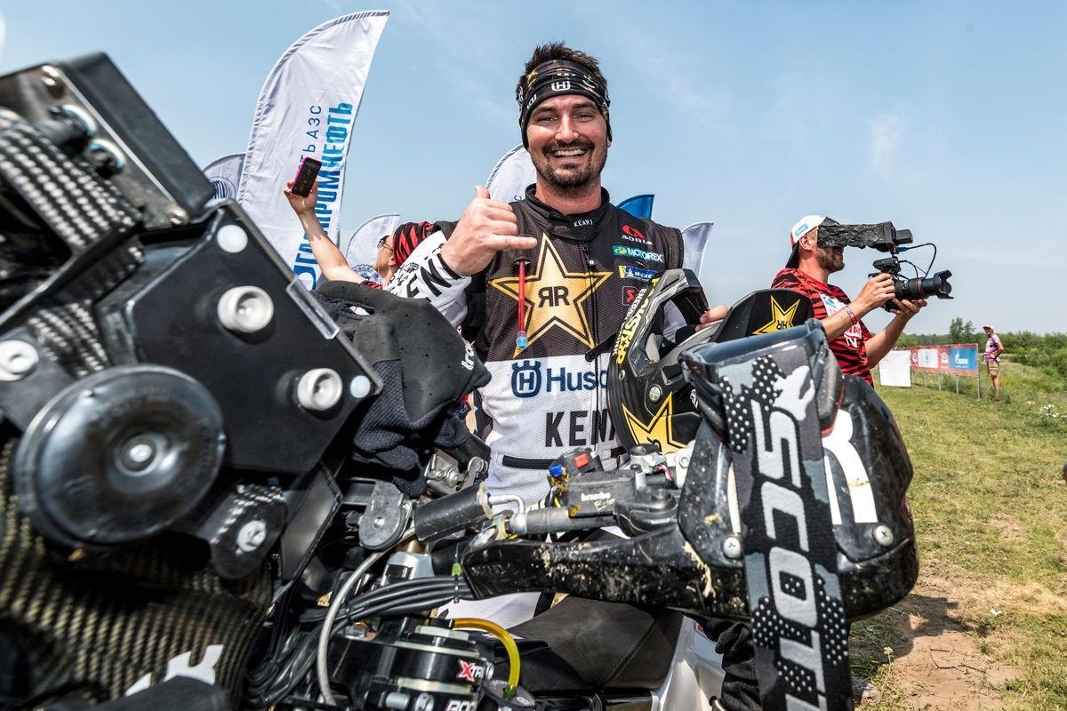 Мэттиас Уолнер выиграл ралли Шелковый Путь 2021