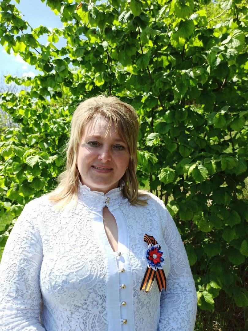Марина Хмелёва, Хадыженск - фото №1