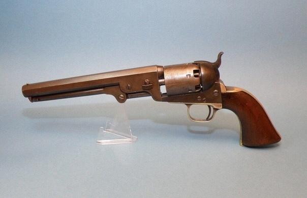 Кольт Модель 1851 Нэви (Colt Model 1851 Navy).