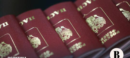 Госдума приняла законы о запрете второго гражданства для чиновников