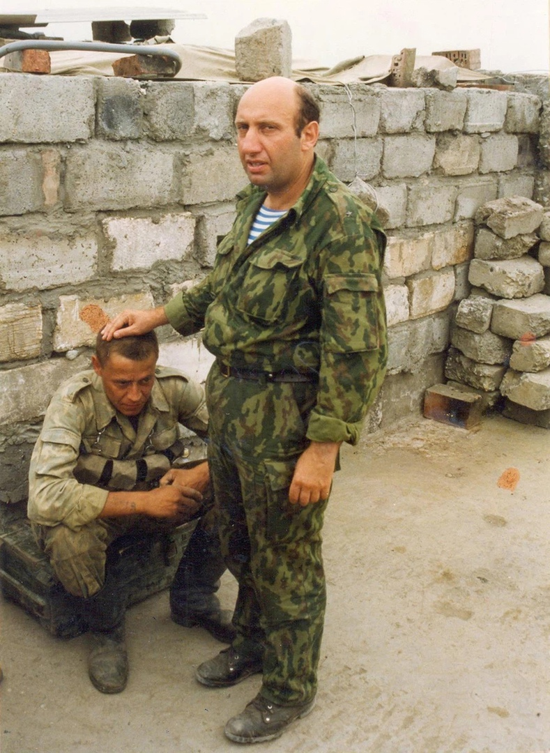 Рассказ майора В..Измайлова о его службе в Афганистане.