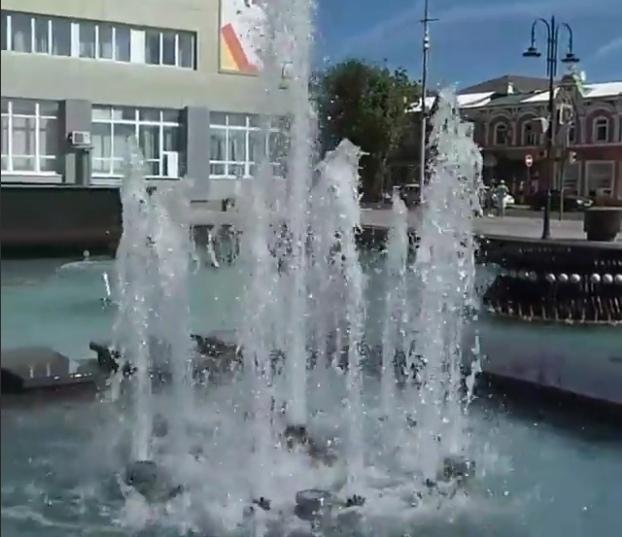 В выходные жителей Саратовской области ожидает жаркая погода