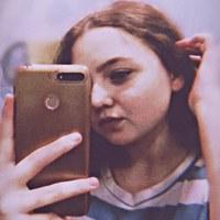 Фото Полины Малиновской ВКонтакте
