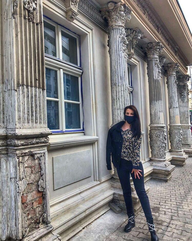 Катя Токарева о Новом Доме2