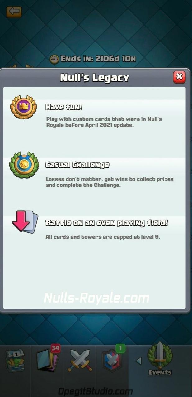 Предстоящие обновления в Null's Royale 1. Кастомные карты