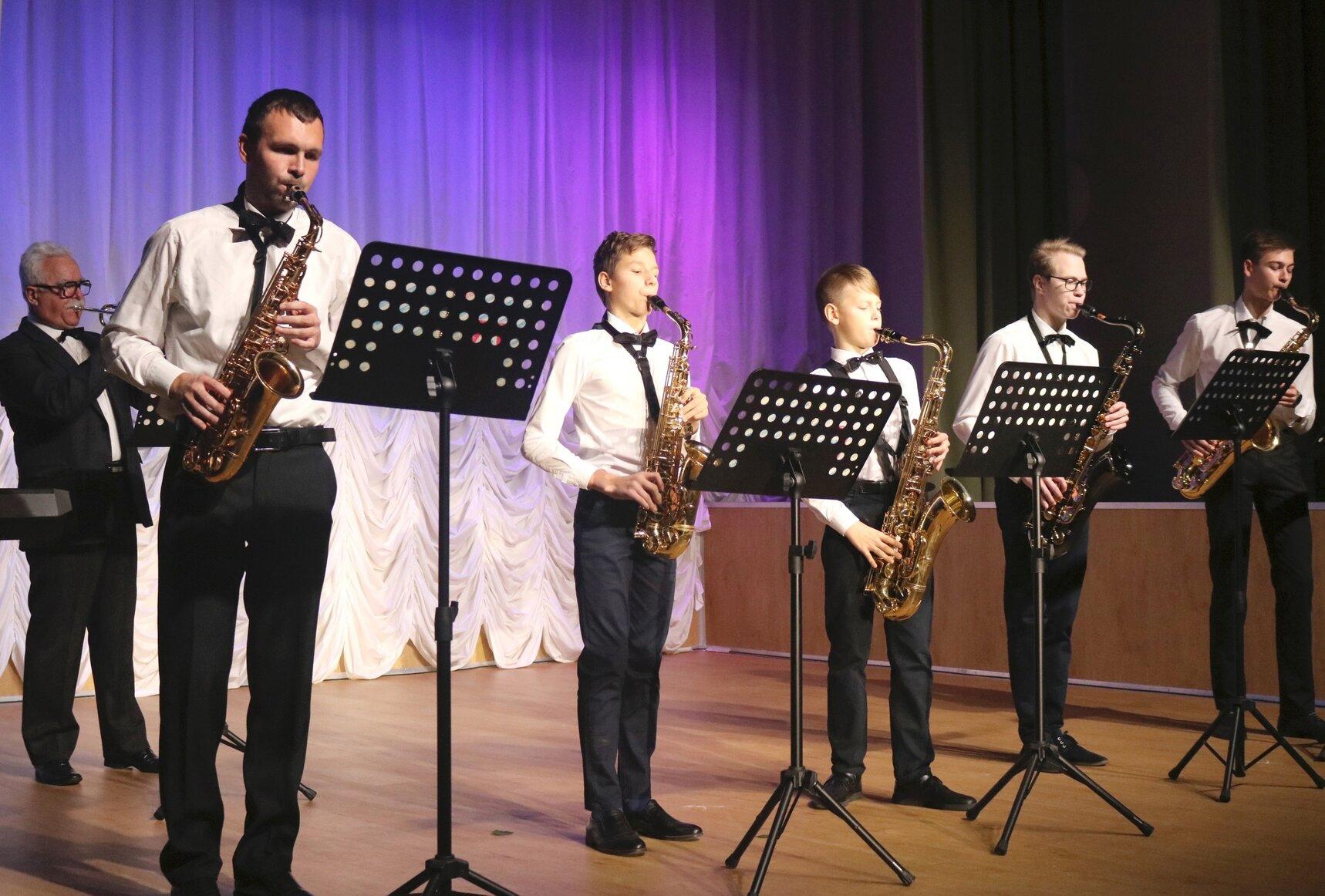 Юбилейный концерт Демиховской ДШИ
