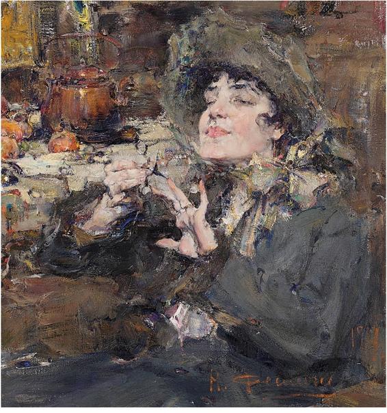 Николай Фешин (Niolai Fechin, 1881-1955)