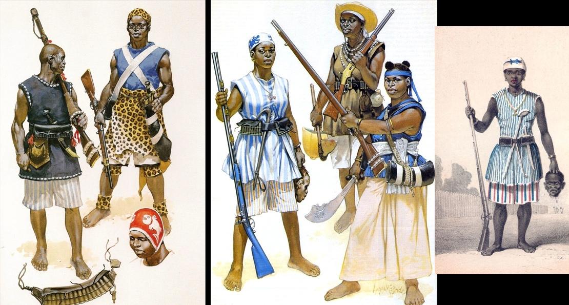 Воины Дагомеи
