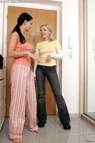 Линда и Рене