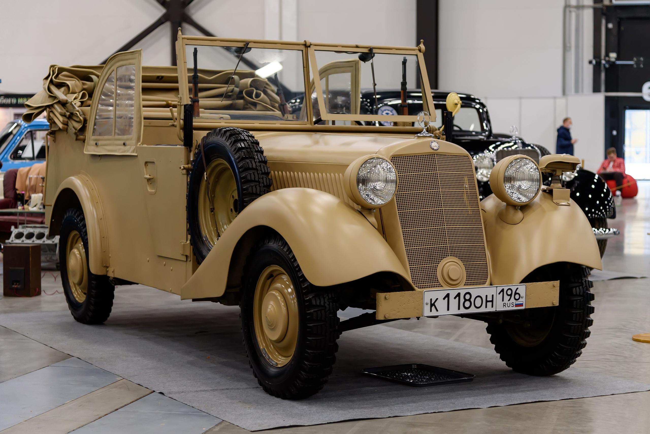 Mercedes 170 VK 1939