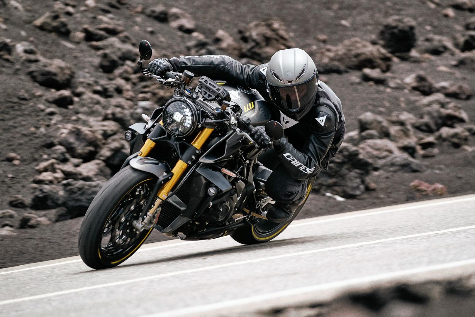 Мотоцикл MV Agusta Rush 2021
