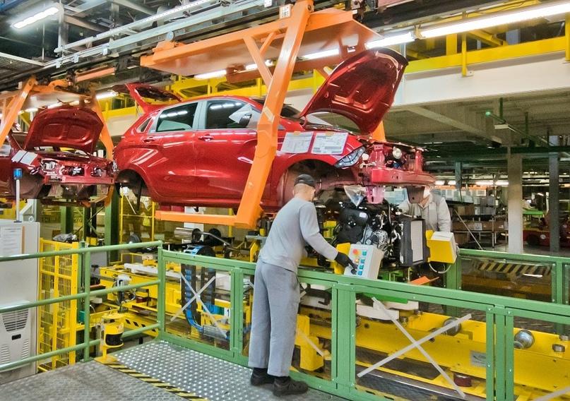 АВТОВАЗ улучшил качество сборки автомобилей