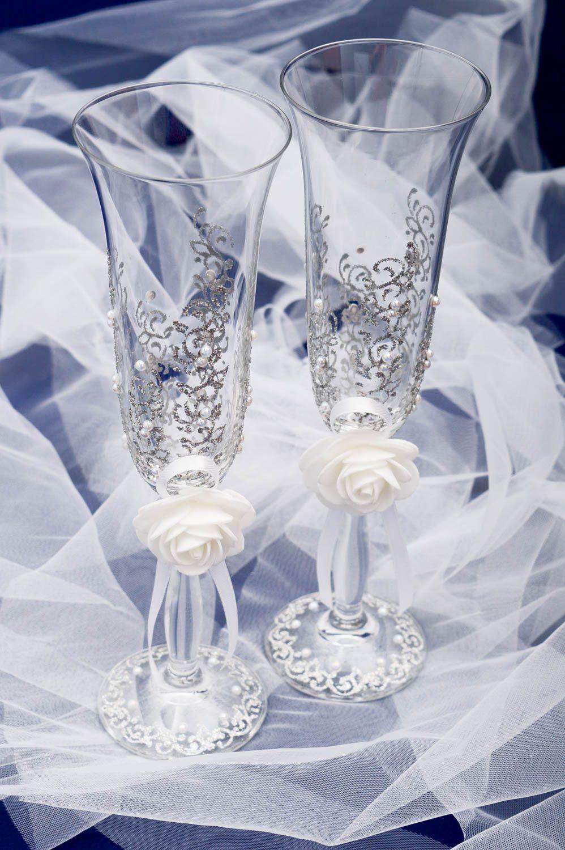fh6TPqZf0gc - Красивые свадебные фужеры