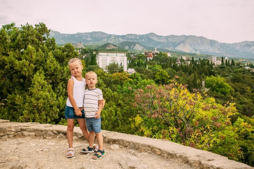 Семейная фотосессия в Симеизе - Фотограф MaryVish.ru
