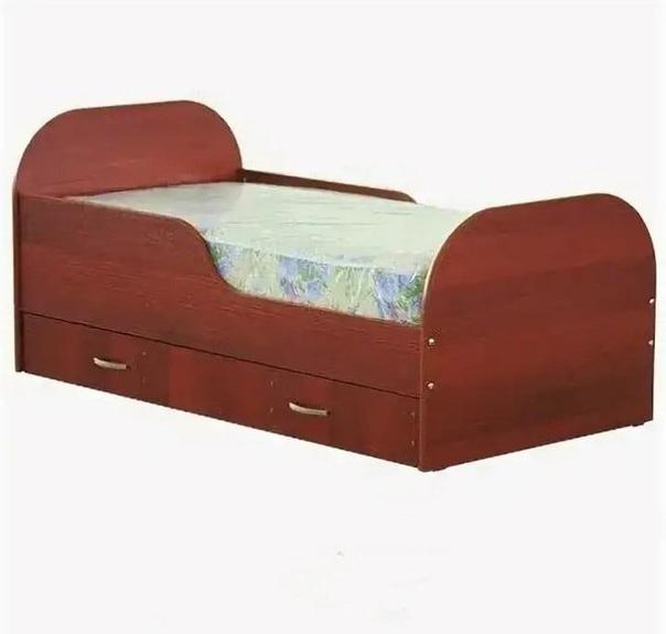 Продам кровать с матрасом за 4500 руб. Размер 170/...