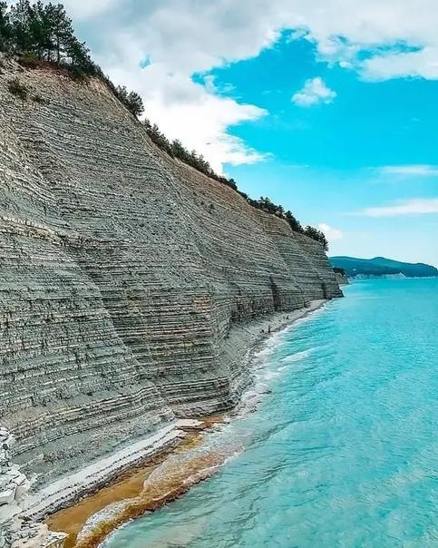 Дикий пляж Сосновка ❤ Геленджик Геленджик