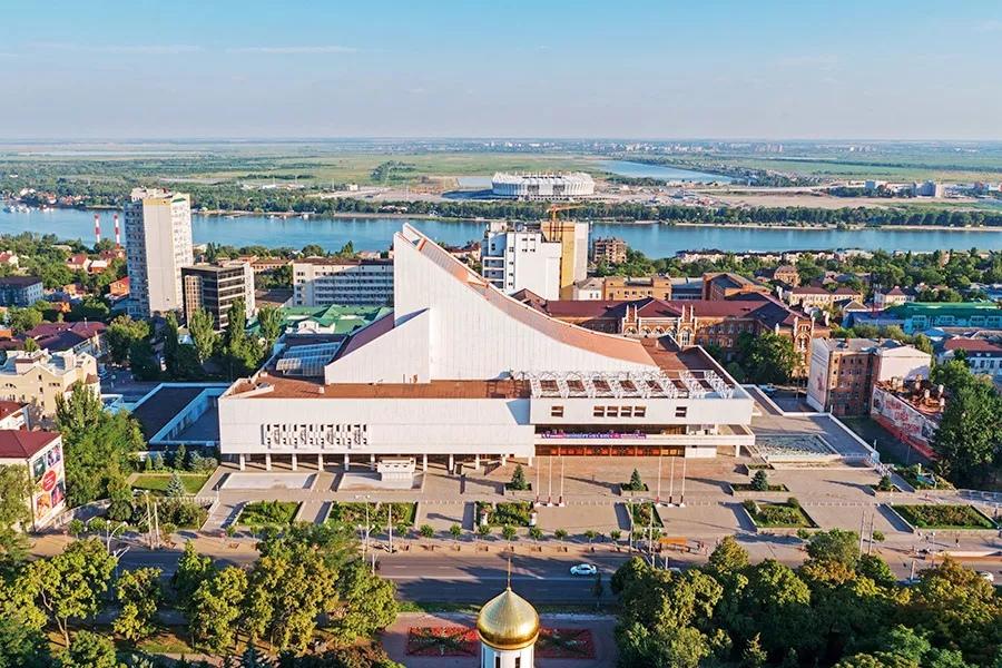 Ростов-на-Дону. Портрет города