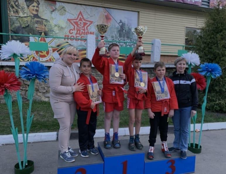 Петровские самбисты и боксёры стали победителями и призёрами межрегиональных турниров в Пензенской области