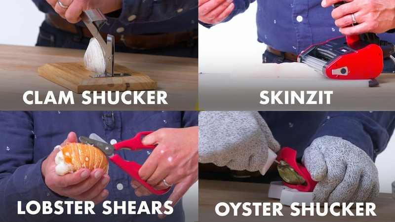 5 Seafood Kitchen Gadgets Improved By Design Expert Well Equipped