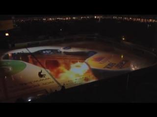 3D шоу на хоккейных площадках
