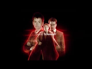 John Barrowman, Gareth David-Lloyd and David Tennant star in Torchwood: Absent Friends