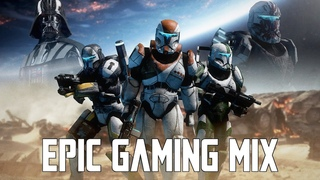Star Wars: Republic Commando EPIC GAMING MUSIC MIX (Vode An, War Chant, Halo Theme, & MORE!)