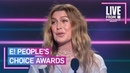 Ellen Pompeo Is All About Love After Winning Female TV Star | E! People's Choice Awards