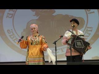 """Надежда Маныкина и Александр Чистяков -""""Акулина"""". г.Кириллов. ."""
