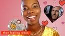 Spree Star Sasheer Zamata Spills Her Super Awkward Crushes That Feeling When Cosmopolitan