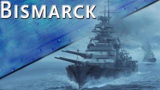 Только История: линкор Bismarck