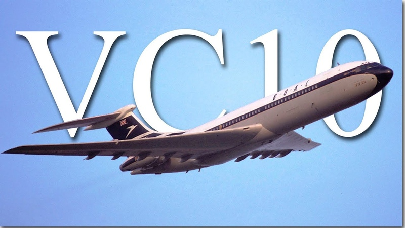 Vickers VC10 - the lost flagship