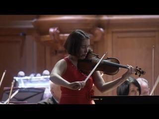 Полина Сенатулова (скрипка) - Ф. Ваксман - Фантазия на темы из оперы Ж. Бизе Кармен