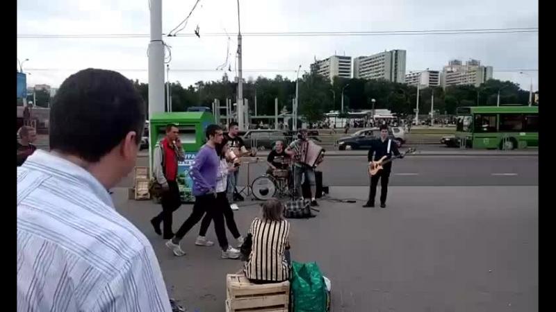 ввступ на Магілёўскай станцыі метро