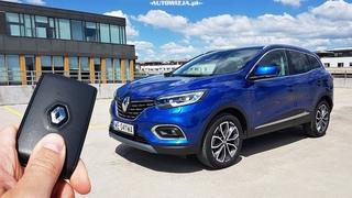 Renault Kadjar TCe 160 EDC FAP Intens TEST Skrzypka