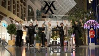 [KPOP IN PUBLIC][ONE TAKE]MONSTA X 몬스타엑스 'Love Killa' | Cover by GPARDS