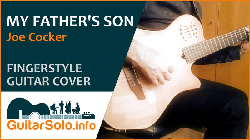 "My Father's Son"" на гитаре Ноты и табы"